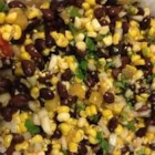 Spicy Bean and Corn Salsa Side - This side dish is great with tacos, Sloppy Joes, or whatever else you can think of. Double, or even triple, it to serve a crowd.