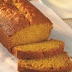 Pumpkin Gingerbread - A delicious quick bread that will fill your kitchen with spicy holiday scents.