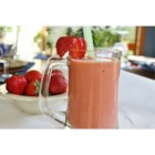 Strawberry Orange Banana Smoothie - Orange, banana, and strawberries make up this refreshing smoothie!