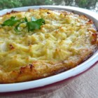 Potato Kugel - Potatoes, eggs, and an onion are really all you need for this simple side dish.
