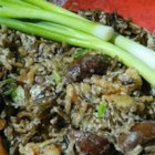 Opa George's Wild Rice - Serve a wild rice, chestnut, and morel mushroom side dish enriched with sour cream at your next fancy dinner. The richly-flavored rice dish is perfect with game.
