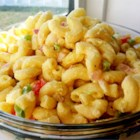 Classic Macaroni Salad - This classic macaroni salad is a crowd-pleaser at every cookout, potluck, and picnic!