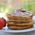 Quick Oatmeal Pancakes  - Include quick-cooking oats to your pancake batter for a hearty addition to the breakfast plate. Serve with your favorite sweet topping.