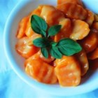 Carrots a la Orange - This delicious side dish covers tender carrots with a delicious butter, orange, and ginger sauce.