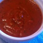 Essanaye's Pizza Sauce - This homemade pizza sauce should be made at least a day ahead of time to allow the flavors to meld.