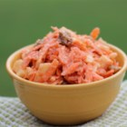 Carrot-Raisin Salad (Bunny Salad) - Kids love this combination of apples, carrots, and raisins. They'll have no idea they're voluntarily ingesting veggies!