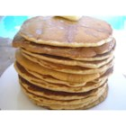 Whole Wheat Pancake Mix - Keep a container of this handy homemade baking mix in your pantry for quick pancakes or waffles anytime you get a craving.