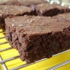 Brownies-Allergy Free! - These are basic brownies for those of us allergic to dairy, wheat, gluten and corn.  Enjoy!