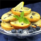 Fresh Blueberry Cake - Fresh blueberries are baked into this moist and lemony cake for the perfect summer dessert.