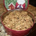 Fruitcake Cookies - I make these cookies in place of Fruitcakes. They go much faster.  These cookies will keep indefinitely in the refrigerator, or store in a closed tin after baking. They are better after several days. Best if made a week or two before Christmas, and hope some are left for Christmas
