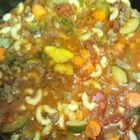 Mama's Hearty Minestrone