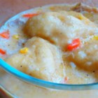 Photo of: Chicken Thigh and Dumpling Stew - Recipe of the Day
