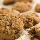 Colossal Cookies - A large, chewy, chocolate chip, oatmeal, and peanut butter cookie.