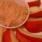 Fruit Dip - This is the best recipe to have around when there are people that may be dieting during the holidays, to make it lite just use reduced fat cream cheese.