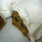 Maple Butter Frosting - Maple flavored frosting that tastes great on the Maple Nut Cake or try it on a plain yellow or chocolate cake, yummy!  Increase the amount of maple extract (gradually!) to suit your taste.