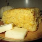 Camp Cornbread - Cream-style corn is added to corn muffin mix, making this recipe easy as well as portable.