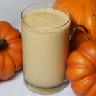 Apple Pie Smoothie - Make this apple-pumpkin-banana smoothie with yogurt for breakfast, or with ice cream for dessert-or for a sweet midnight snack!