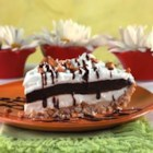 Photo of: Chocolate Layered Pie - Recipe of the Day