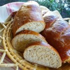 Rye Beer Bread - Beer and rye complement each other well in this robust light bread, each bringing out the unique flavors of the other.  Be sure to use a quality beer to ensure a good result.