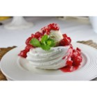 Meringue Crust - This recipe makes a sensational stiff and glossy meringue that is baked in a pie shell. It can be filled with pudding, custard, ice cream or fresh fruit. Try spreading the meringue with melted chocolate and pile with whipped cream and fresh strawberries.