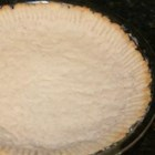 No Roll Pie Crust II - No rolling necessary on this crust! Just mix it in the pan and press into the bottom and sides.