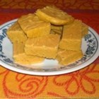 Spicy Pumpkin Fudge - Oh soo good! A nice alternative to traditional chocolate fudge. This recipe is a family favorite.