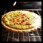 Yummy Quiche - Two cheeses, bacon and green chiles make this easy quiche a real flavor bomb! Cut off a piece savor the explosion!