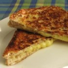 Quick and Easy Grilled Cheese - The traditional grilled Cheddar-cheese sandwich is elevated with an assortment of herbs.