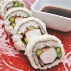 California Roll Sushi - Make your own delicious California sushi rolls with seaweed sheets, sweet and tangy sushi rice, cucumber, avocado, and a creamy imitation crab filling.