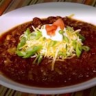 Healthier Boilermaker Tailgate Chili - A hearty and delicious chili perfect for football season is made healthier with reduced fat and sodium content. Still packed with meat, beans, and spices, it's sure to please even the most dedicated fan.