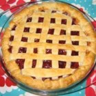 Cherry Pie IV - This is the 1999 American Pie Council's National Pie Championship first place winner in the Fruit and Berry Category.