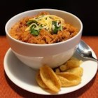 Quick and Easy Chicken Chili - This chili recipe is a hit for potlucks and family gathering, whether it's summertime or winter.