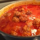 Mexican Style Meatballs - Yummy miniature meatballs in a chipotle tomato sauce.  I have been serving these for years at various events and never take leftovers home.  They are easy to prepare and freeze well for pre-planning.