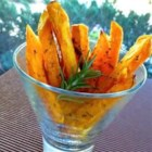 Savory Sweet Potato Fries
