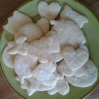Roll About Sugar Cookies - These cookies are thick and bake up really soft. Great for cut out cookies.