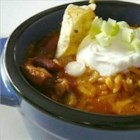Kelly's Chili - This is the best chili recipe ever! My friend Kelly taught me how to make it, hence the name. My younger brother loves this recipe so much he makes me make it every two weeks.