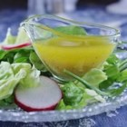 Mustard Vinaigrette - This spicy honey-mustard dressing is an easy and versatile dressing for almost any salad!