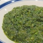 Indian Saag - Indian saag is a curry of cooked mustard greens and spinach, tasty with naan bread.