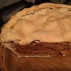 Gluten Free Pastry - This gluten free dough works for all sorts of pies and pastries.