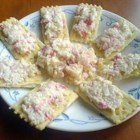 Crab Dip I - Everyone will love the flavor of crabmeat in this creamy dip that is simple to prepare and delicious when served with chips or crackers. Adjust the amount of celery to taste.