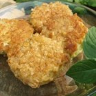 Fried Green Tomatoes - These wonderful country-fried green tomatoes make a great side dish for summer!