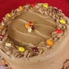 French Silk Frosting - A nice light chocolate frosting that has the appearance of silk.