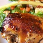 Balsamic Marinated Chicken Breasts - This is a recipe I made-up after eating LOADS of bland chicken  breasts. Chicken is so easy to prepare and this recipe makes the meat extra tender and juicy.