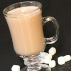 Marshmallow Dream - Marshmallows and hot chocolate mix are blended with milk and ice for a cold treat for the whole family during the holiday season.
