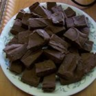 Gaye's Microwave Fudge