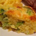Sweet Onion Broccoli Cornbread - The classic broccoli and cottage cheese cornbread gets extra flavor from chopped sweet onion. Serve it as a side dish with all kinds of meats.