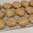 Sweet Sourdough Cookies - These are soft sugar-type cookies made with sourdough starter to give them a little extra tang.