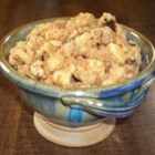 Baked Walnuts - These candy coated walnuts are easy to make when you need a quick snack or gift.  Walnuts are coated in egg whites, sugar and butter, and baked.