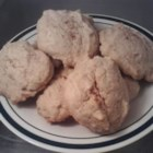 Eggnog Cookies II - These spicy little cookies are perfect for Christmas.