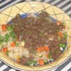 Photo of: Beef with Green Onion - Recipe of the Day